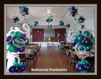 Parties & Functions, Balloons Funtastic - balloons for parties ...